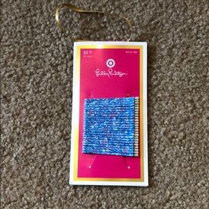 BNWT hair clips from Lilly Pulitzer for Target